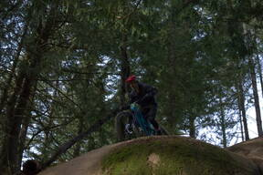 Photo of Kasper DEAN at Galbraith Mountain