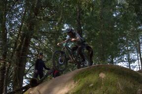 Photo of Ben REEDER at Galbraith Mountain