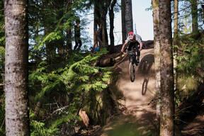 Photo of Jackson WICKLUND at Galbraith Mountain