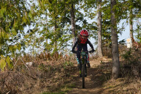 Photo of Emilie SIMEUR at Galbraith Mountain