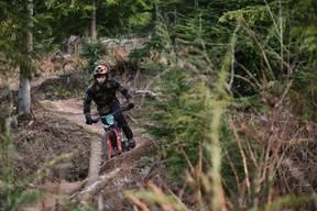 Photo of Ivan SKIVER at Galbraith Mountain