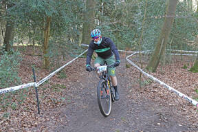 Photo of Marcus LEYLAND at Checkendon