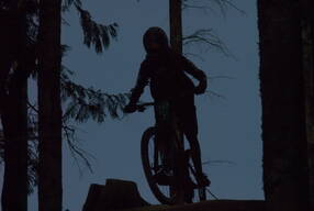 Photo of an untagged rider at Galbraith Mountain