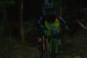 Photo of Wyatt DIXON at Galbraith Mountain