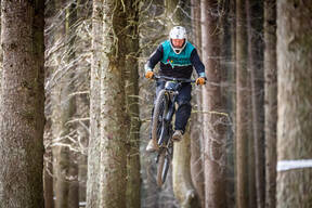 Photo of Dave NOBLE at Hamsterley