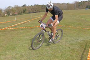 Photo of Toby HILLIER at Haughley Park