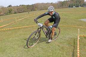 Photo of Robin WHITE at Haughley Park