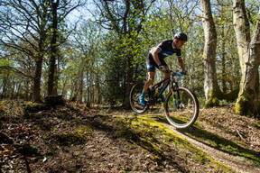 Photo of an untagged rider at Gaddon's Farm, New Forest