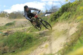 Photo of Tom FISK at Crowborough