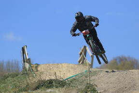 Photo of Aaron BENNETT (sen) at Crowborough