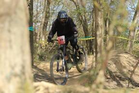Photo of Alan DOLE at Crowborough
