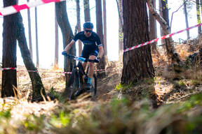 Photo of Ashley DE LOTZ at New Forest