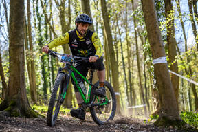 Photo of an untagged rider at Matterley Estate