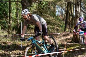 Photo of Christopher PERRY (vet) at Gaddon's Farm, New Forest