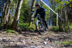 Photo of Luc JENNER-HATCH at Matterley Estate