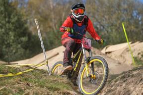 Photo of Jon ASHDOWN at Crowborough