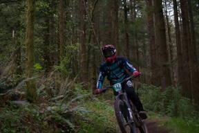 Photo of Luke FAWCETT at Bellingham