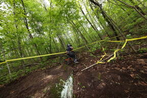 Photo of Christine STRATTON at Bailey MTB Park