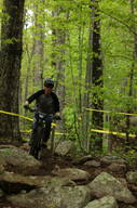 Photo of Wayne BLACK at Bailey MTB Park
