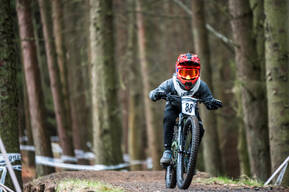 Photo of Richard RAE (u10) at Hamsterley