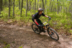 Photo of an untagged rider at Douthat State Park, VA