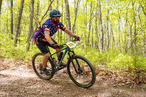 Photo of Clint LAWRENCE at Douthat State Park