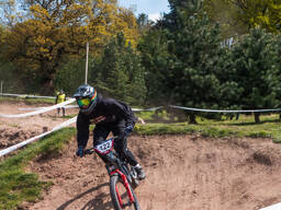 Photo of Rider 122 at Harthill