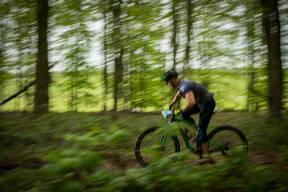 Photo of an untagged rider at Folly Farm