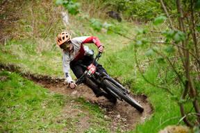 Photo of Sam FERRY at Glentress
