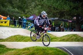 Photo of Howard BLAKES at Bournemouth BMX
