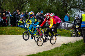 Photo of Carter, Schaale at Bournemouth BMX
