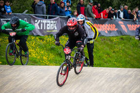 Photo of Tim DREW at Bournemouth BMX