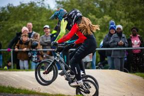 Photo of Lucy HUTT at Bournemouth BMX