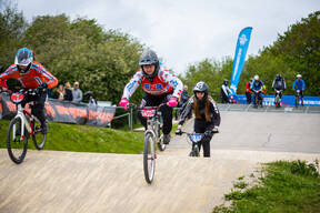 Photo of Heather YOUNG at Bournemouth BMX