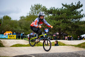 Photo of Bethan COWLEY at Bournemouth BMX