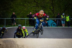 Photo of Dexter GAMBE at Bournemouth BMX