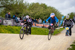 Photo of Harmer, Hebden, Moss at Bournemouth BMX