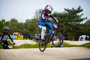 Photo of Dean REEVES at Bournemouth BMX