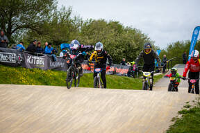 Photo of Fletcher, Stark, Tay Edwards at Bournemouth BMX