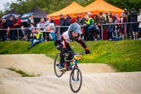 Photo of Finn MCLAUGHLIN at Bournemouth BMX