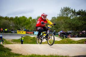 Photo of Chris CARTER (40+) at Bournemouth BMX