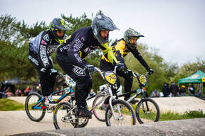 Photo of Downs, O'hare at Bournemouth BMX