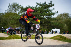 Photo of John PERKINS at Bournemouth BMX