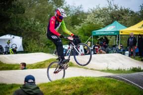 Photo of Arne ESSLEMONT at Bournemouth BMX