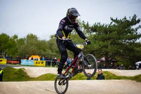 Photo of Jamie BAIRD at Bournemouth BMX
