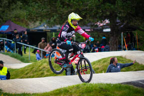 Photo of Michelle STUPPLE at Bournemouth BMX