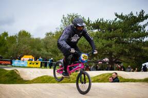 Photo of Michael WHITTAKER (gvet) at Bournemouth BMX