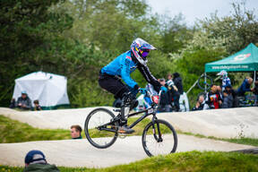 Photo of Lewis FLETCHER (u15) at Bournemouth BMX