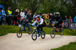 Photo of Brynley SAVAGE at Bournemouth BMX