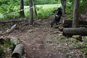 Photo of Gabriel JOHNSON at Powder Ridge, CT